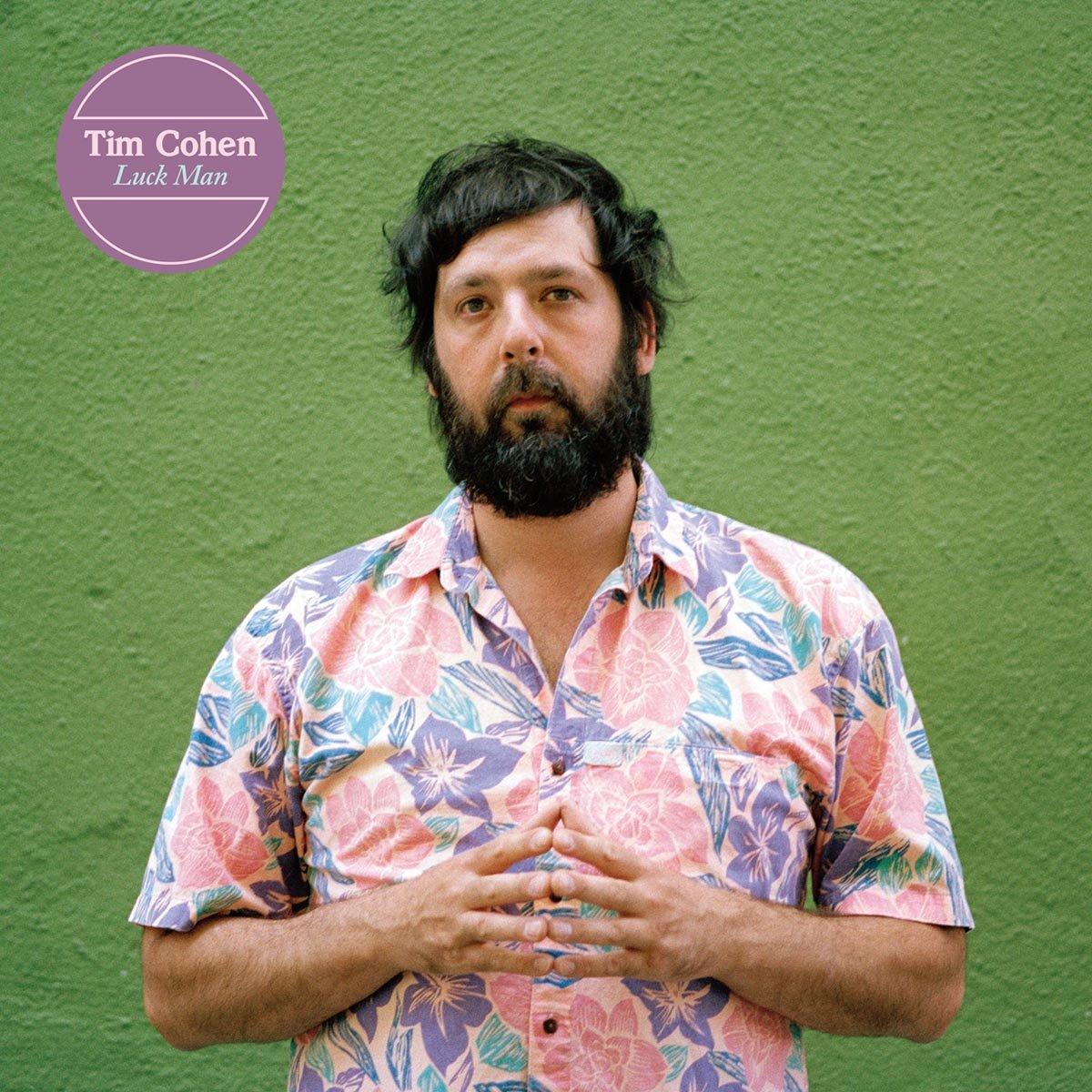 Vinilo : Tim Cohen - Luck Man (Digital Download Card)