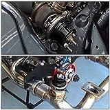 DNA Motoring WG-TS-60MM-T11-BK External Turbo