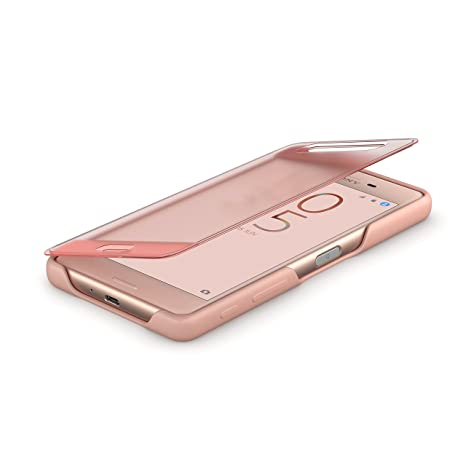 the best attitude 49e0c 87d0e Sony Style Cover Touch Case for Xperia X Performance - Rose Gold