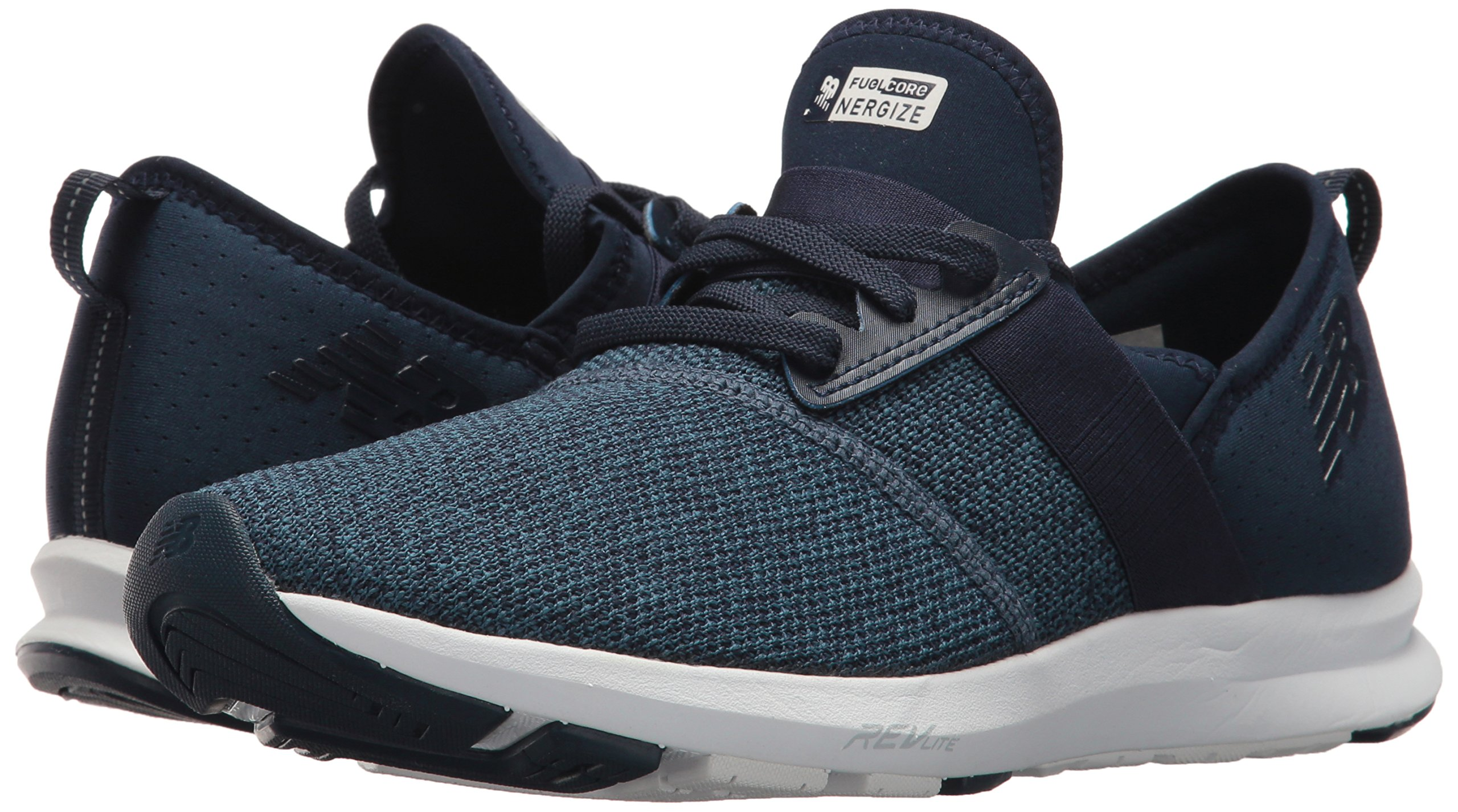 New Balance Women's FuelCore Nergize v1 FuelCore Training Shoe, Navy, 8 D US by New Balance (Image #6)