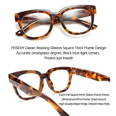 5720 Eyeglasses Reading LED Rimmed Light Yardage-/>+2.00 Glasses Black Eye with