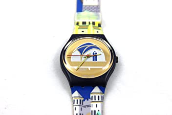 1992 Swatch Watch Backstage GN120