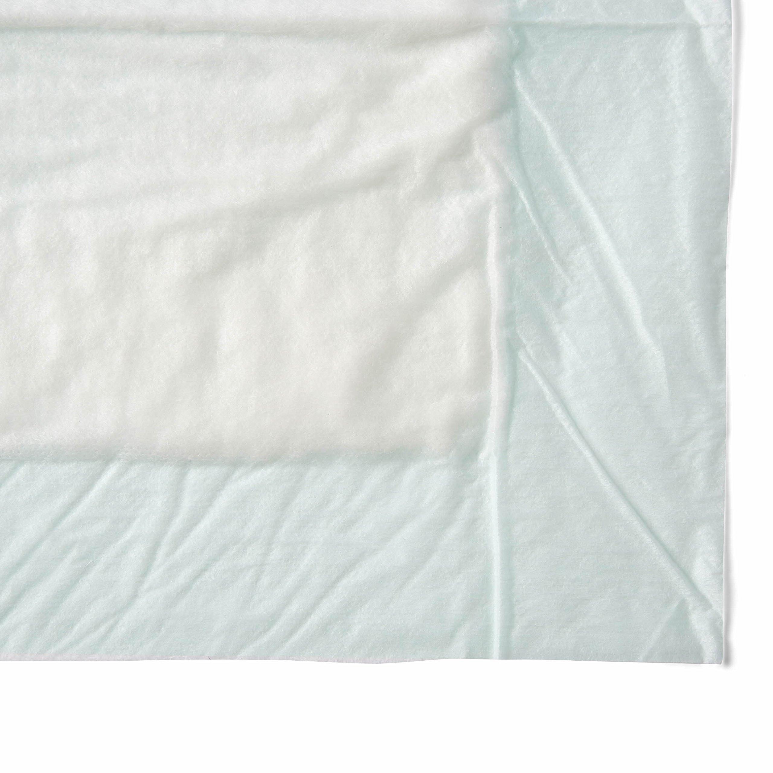 medline deluxe super absorbency underpads 30 x 36 disposable