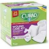 Curad CUR1625V1 Wound Care Kit (25 pieces)