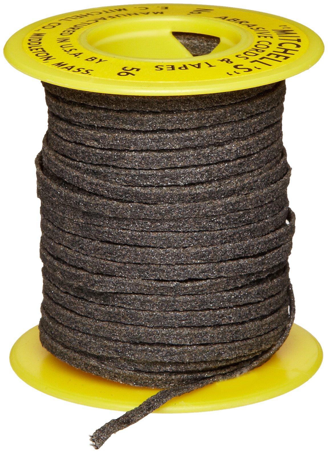Mitchell Abrasives 56 Flat Abrasive Tape, Aluminum Oxide 150 Grit 3/32'' Wide x 50 Feet