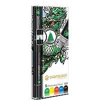 Chameleon Primary Tones Set Of 5 Pens