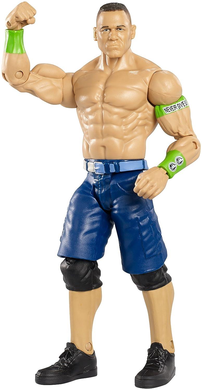 Mattel WWE Figure Heritage Series Superstar  22 John Cena Figure