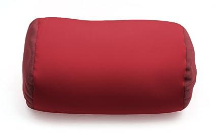 Stupendous Microbead Pillow Neck Roll Bolster Pillows Squishy Mooshi Machost Co Dining Chair Design Ideas Machostcouk