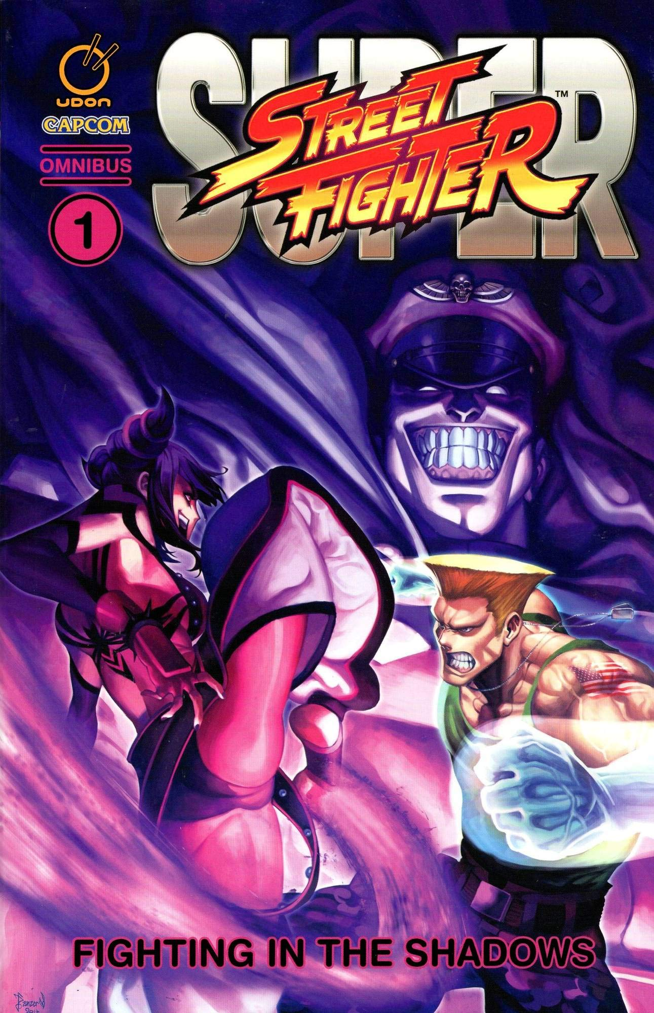 Super Street Fighter Omnibus Fighting In The Shadows Siu Chong