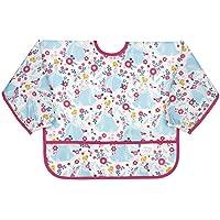 Bumkins Disney Baby Waterproof Sleeved Bib, Cinderella (6-24 Months)