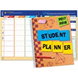 "Dated Elementary Planner for Academic Year 2017-2018 (Matrix Style - 8.5""x11"")"