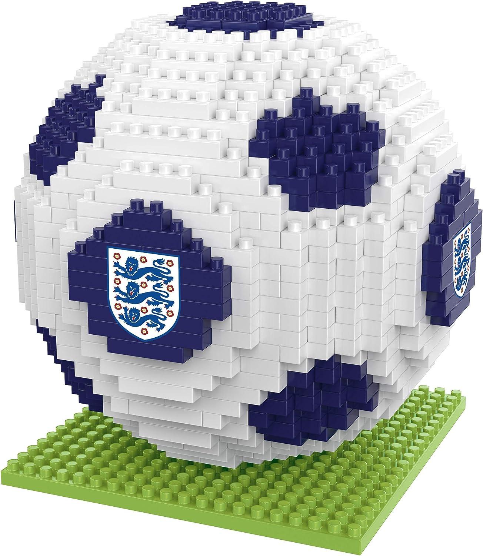 FOCO BRXLZ Jeu de Construction de Football 3D
