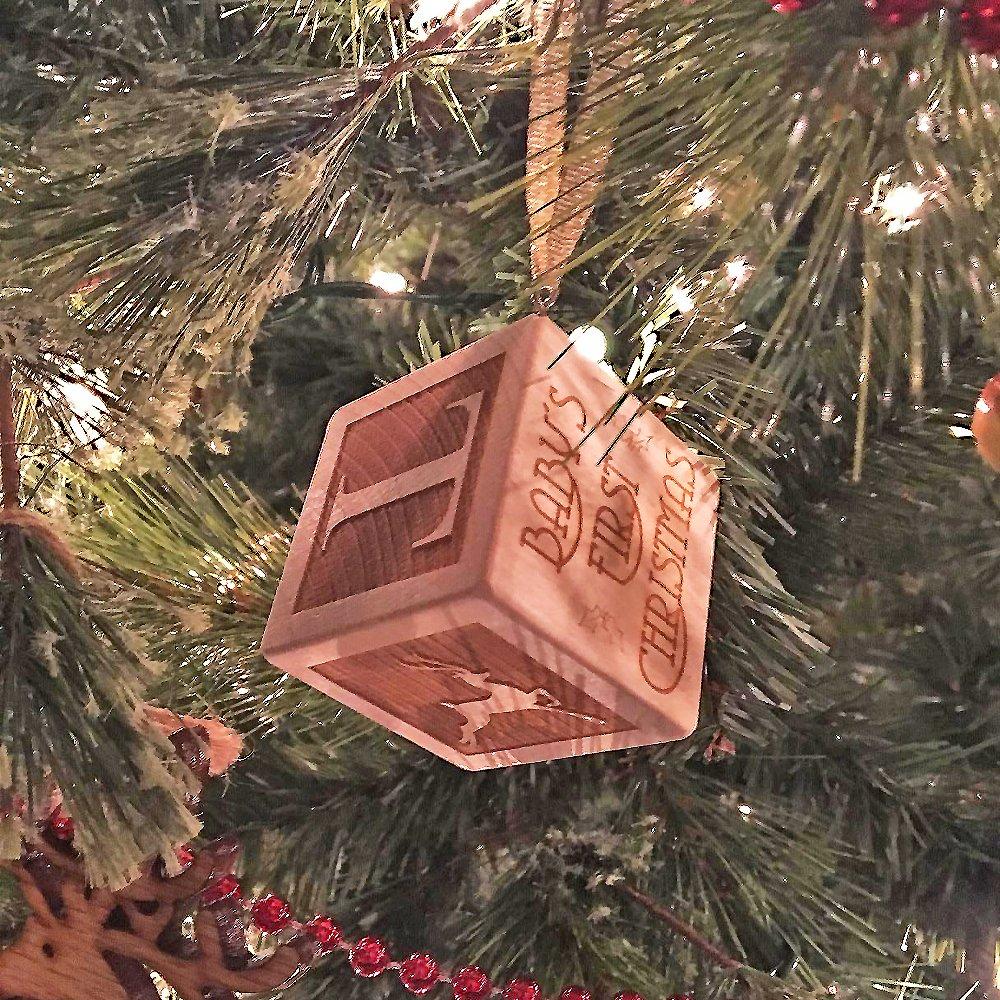 amazon com baby u0027s first christmas ornament 2017 keepsake