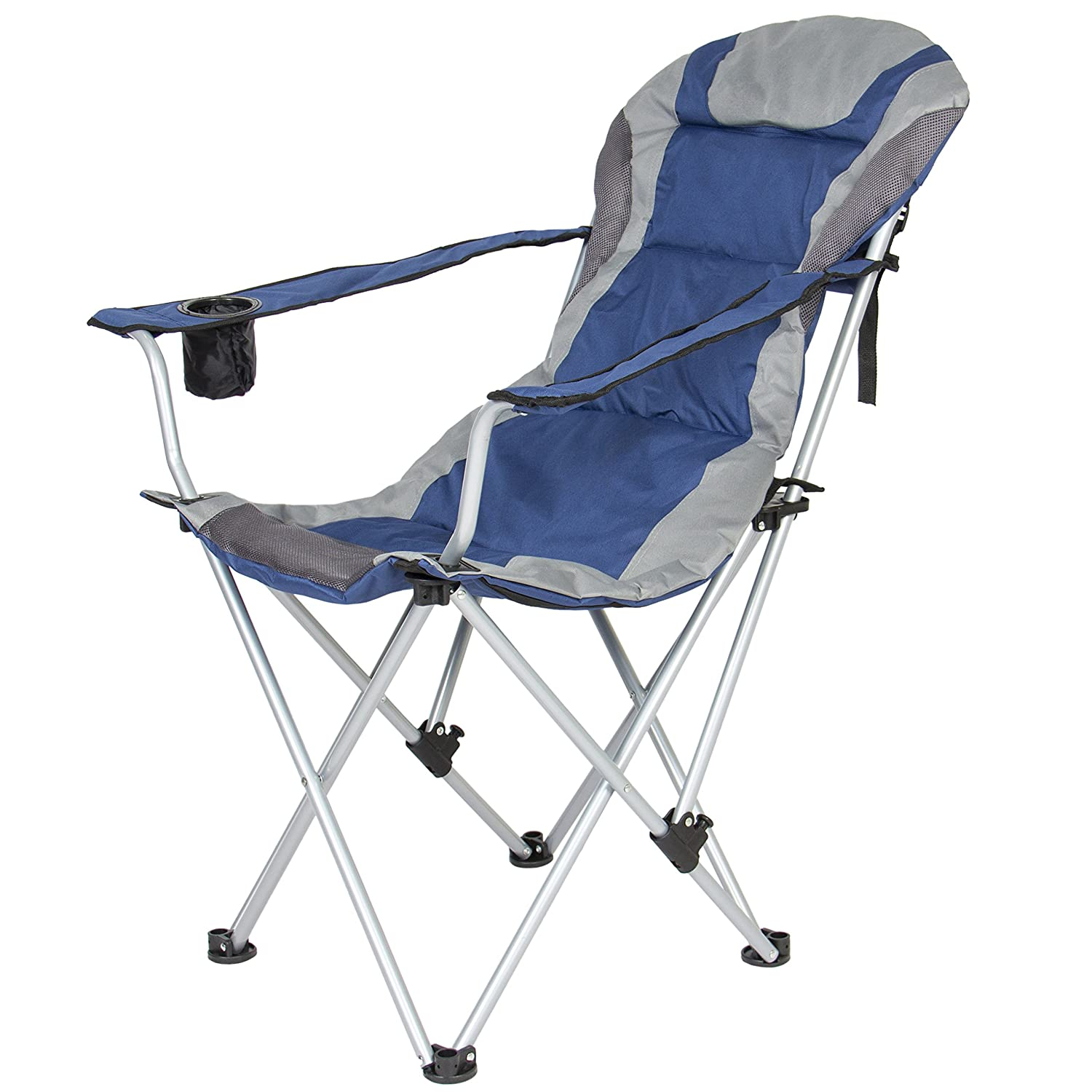 Amazon Best Choice Products Folding Deluxe Padded Reclining