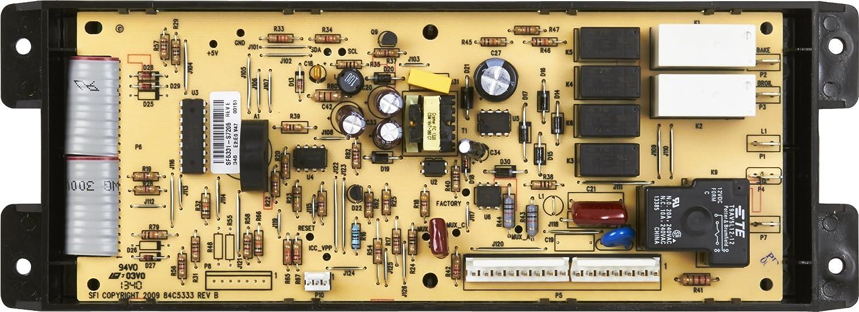 GENUINE Electrolux 316557205 Control Board Clock/Timer