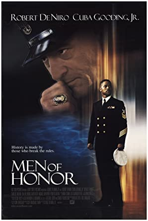 "Men of Honor 2000 Authentic 27"" x 40"" Original Movie Poster Rolled Robert De"