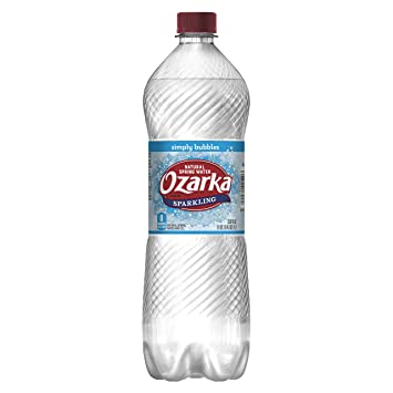 a992c8c9fe Image Unavailable. Image not available for. Color: Ozarka Sparkling Water  ...