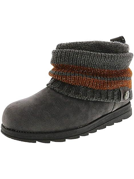 cf282e2e50c6 MUK LUKS Women s Patti Crochette Winter Boot  Muk Luks  Amazon.ca ...