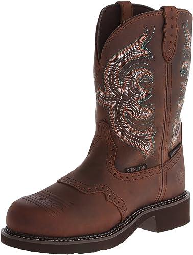 Eh Work Boot Steel Toe - Wkl9984
