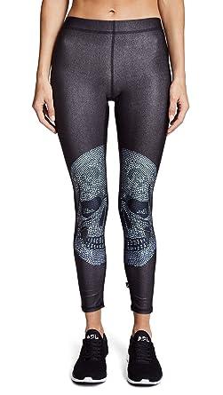 097491acfce96 Zara Terez Women's Crystal Skull Performance Leggings, Crystal Skull,  X-Small