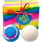 (ラッシュ) LUSH Bath Art バスアート ギフトセット ショップバッグ付き