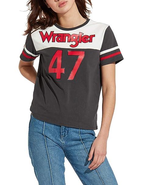 Accesorios Y Amazon Wrangler es Para Ropa Mujer Camiseta wTxxYqv0