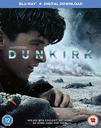Dunkirk Blu-ray + Digital Download 2017 Region Free: Amazon co uk