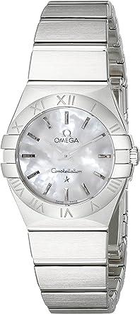 Omega Femme 12310246005001 Constellation Affichage