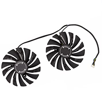 Amazon com: Replacement Graphics Card Cooling Fan for MSI
