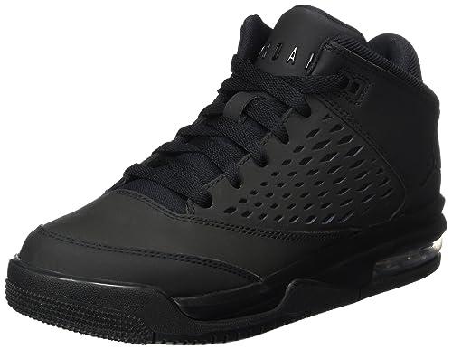 low priced 0a3d1 ebf4d Nike Girls  Jordan Flight Origin 4 Bg Basketball Shoes