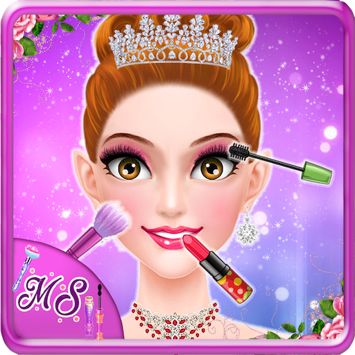 (Makeover Games: Royal Princess: Makeup Salon Games For Girls)
