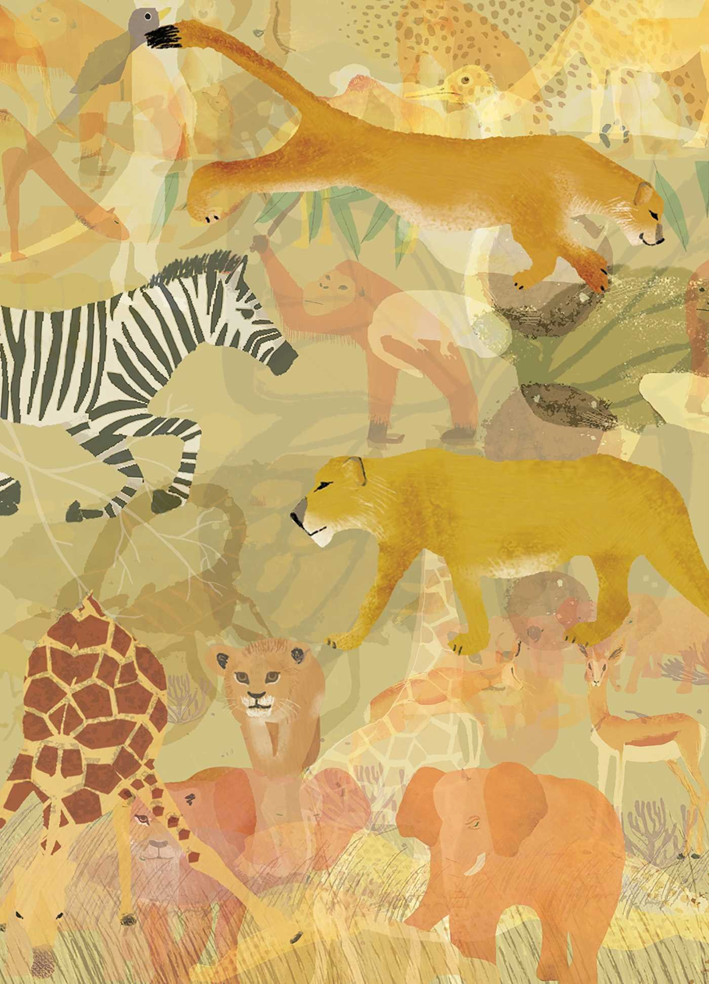 Safari Scene Journal (Thunder Bay Journals) pdf
