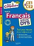 Pour Comprendre Français CE1-CE2 - Spécial DYS
