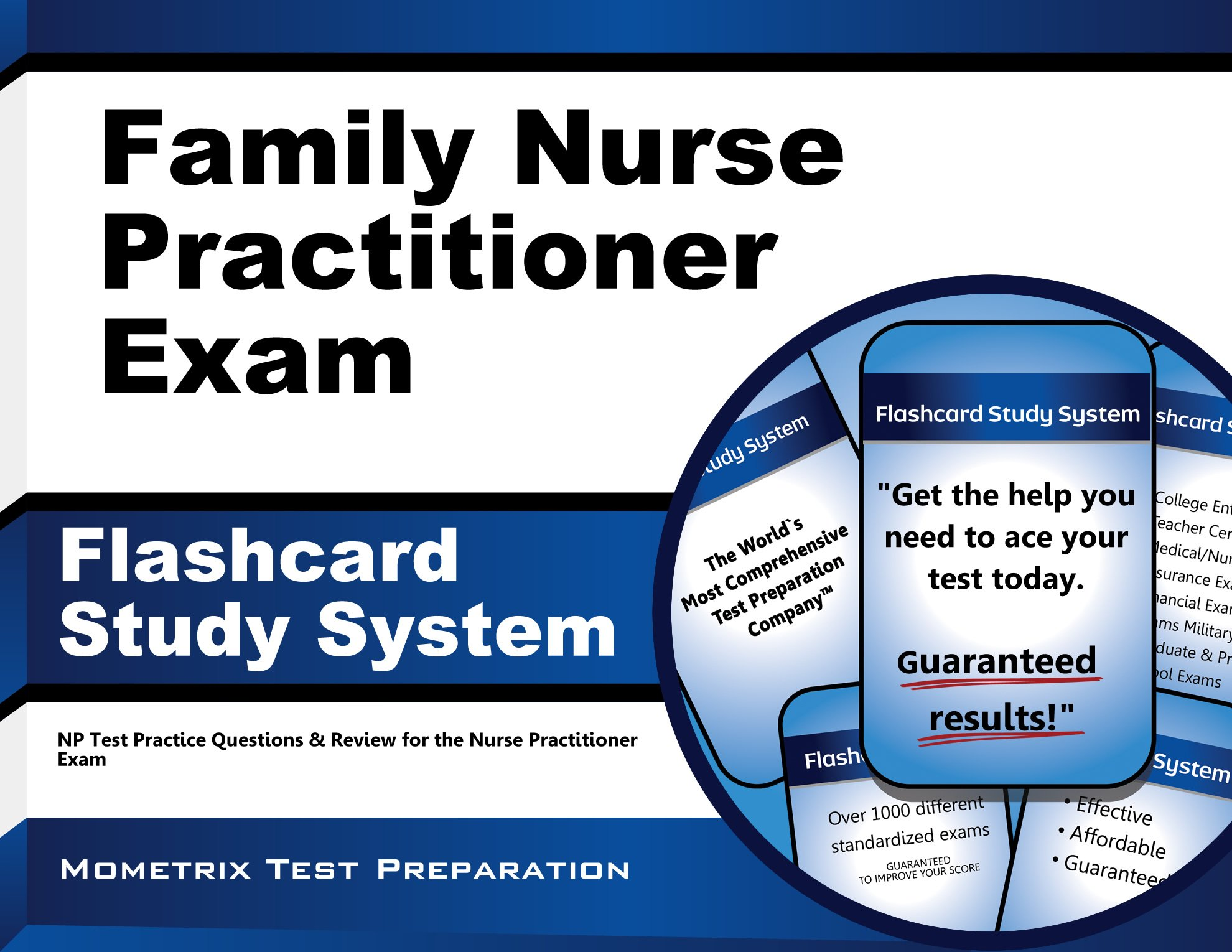 Read Online Family Nurse Practitioner Exam Flashcard Study System: NP Test Practice Questions & Review for the Nurse Practitioner Exam pdf