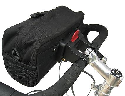 Amazon Com Banjo Brothers Quick Release Handlebar Bag Bike