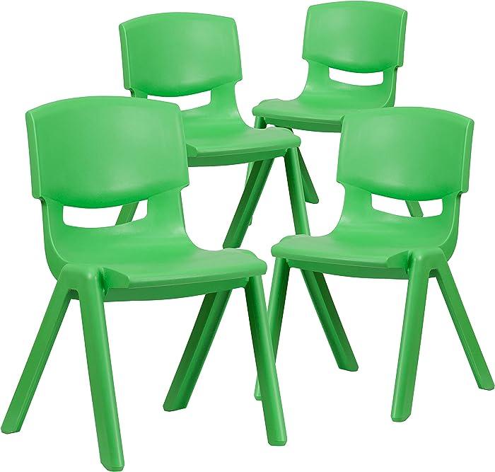 Top 7 Flash Furniture Green Plastic Stackable School Chair