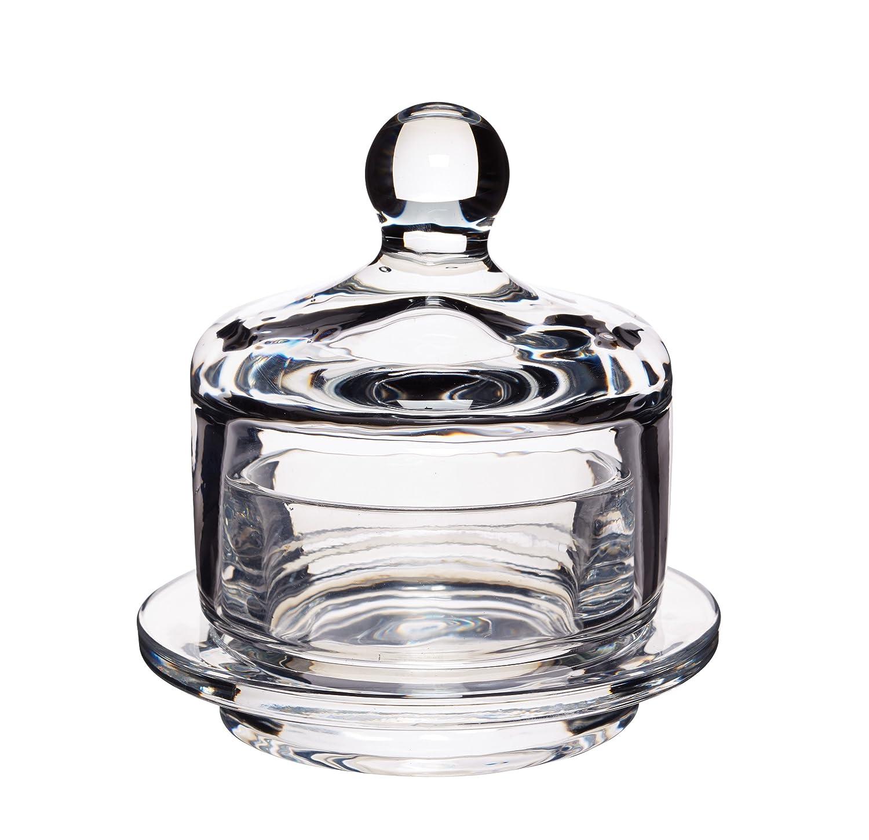 Artesà Mini Glass Butter Cloche, 9 x 9.5 cm (3.5