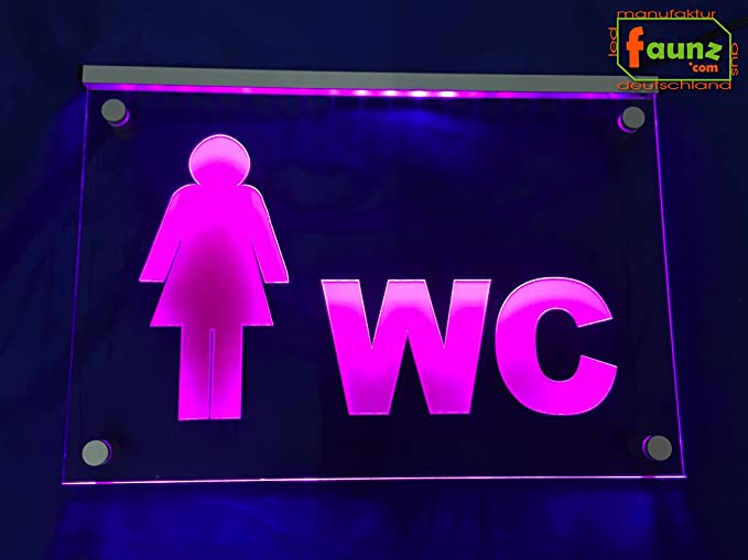 Nota Orientación LED Cartel