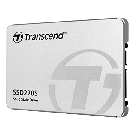 Transcend 120GB Internal Solid State Drive (TS120GSSD220S) Internal Solid State Drives at amazon