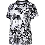 Puma Classics Logo Tee AOP Shirt For Women