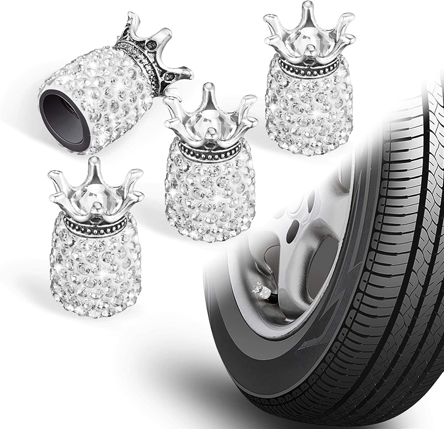 Titan Passenger Cable Tire Chains Snow or Ice Covered Road 8.29mm 215//60-16
