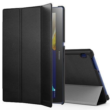 TiMOVO Lenovo Tab 2 A10 / Tab 3 10 Case - Smart Slim Shell Stand Cover Case for Lenovo Tab 2 A10-70 / Tab 2 A10-30 (TB2-X30F) / Tab 3 10 Business, ...