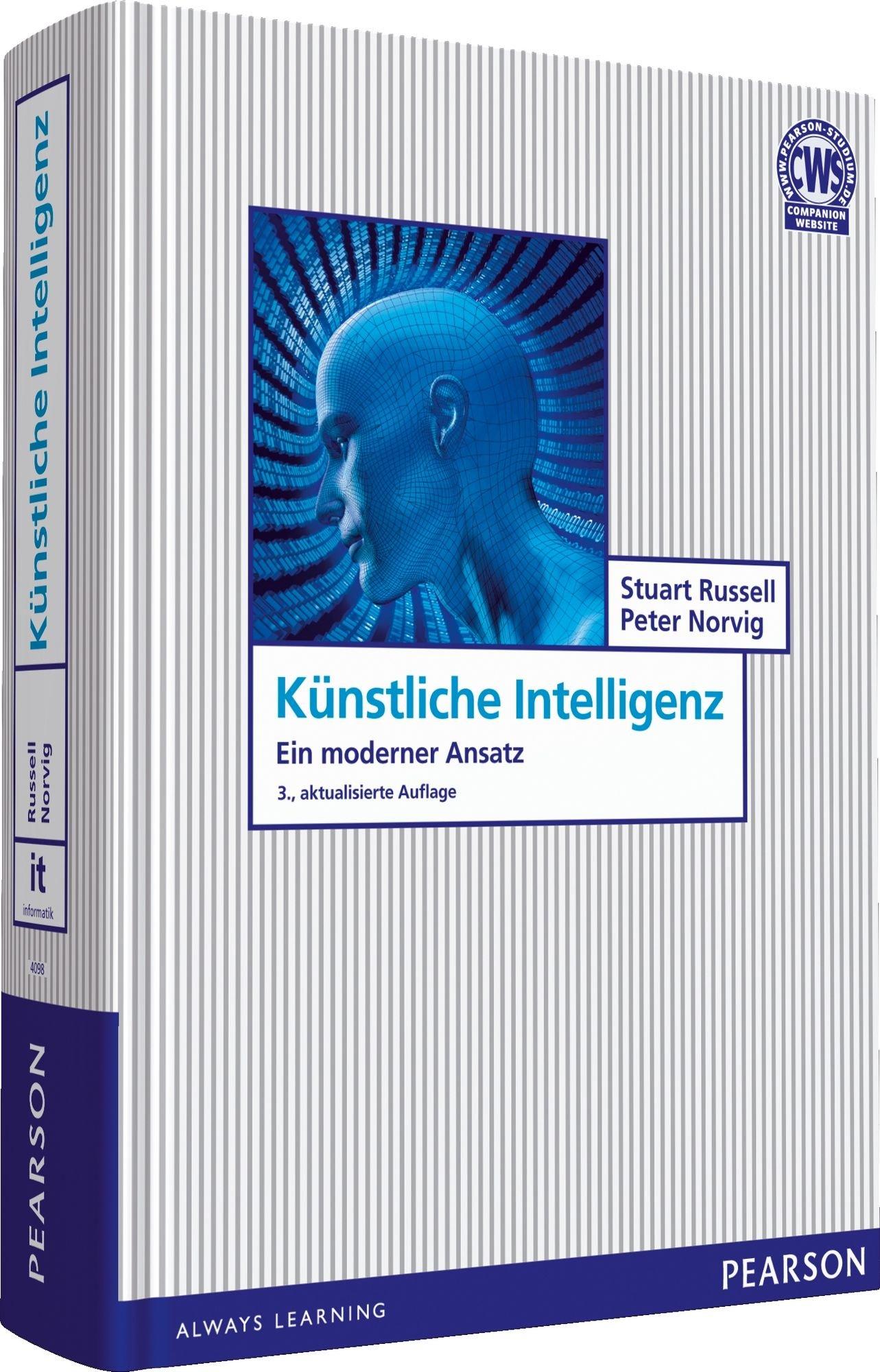 Künstliche Intelligenz (Pearson Studium - IT): Amazon.de: Stuart ...