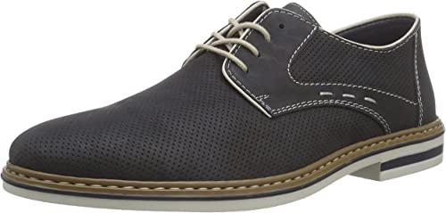 rieker Herren Halbschuhe Pazifik Schuhe, Größe:44