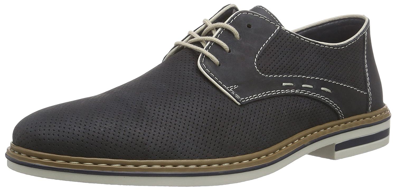 Rieker B1435, Zapatos de Cordones Derby para Hombre