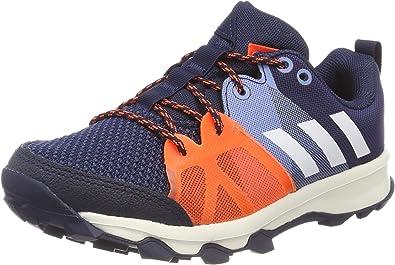Adidas Kanadia 8.1 K, Zapatillas de Trail Running Unisex Adulto, Azul (Maruni/Casbla/Azucen 000), 38 2/3 EU: Amazon.es: Zapatos y complementos