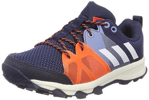 Adidas Kanadia 8.1 K, Zapatillas de Trail Running Unisex niño, Azul (Maruni/Casbla/Azucen 000), 38 EU: Amazon.es: Zapatos y complementos