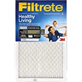 Filtrete MPR 1900 20 x 25 x 1 Healthy Living Ultimate Allergen Reduction HVAC Air Filter, 4-Pack