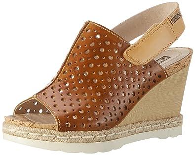 4884db5b8a4 Pikolinos Women s Bali W3L-0922 Brandy Camel Shoe