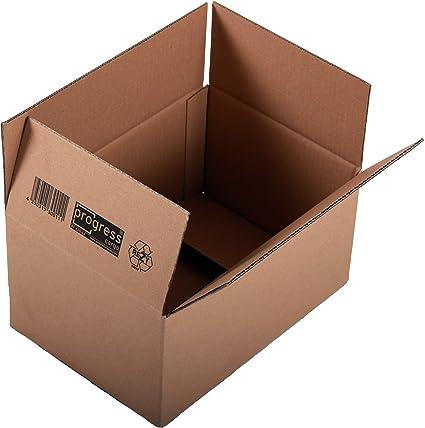 progressCARGO PC K20.03 - Caja de cartón plegable, cartón ondulado ...